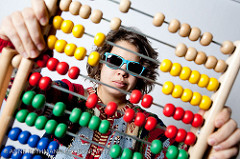 """""""Awesome Abacus"""" by Anne Ruthmann"""