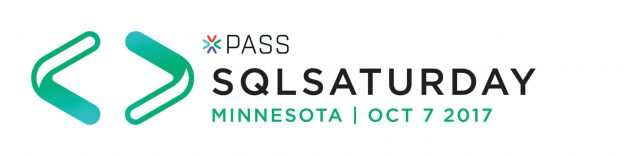 SQL Saturday 682 - Minnesota - October 7th, 2017